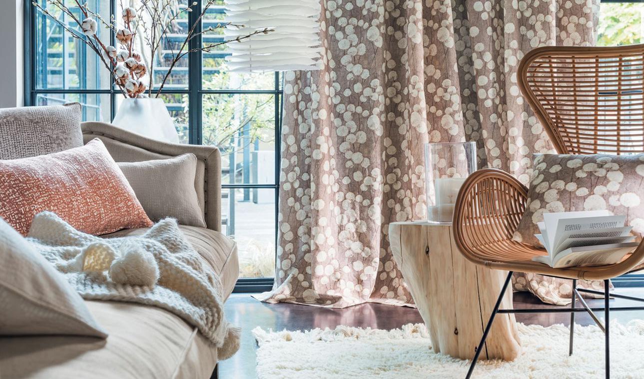 tissus d 39 ameublement voilage toulouse maison de bouqui res. Black Bedroom Furniture Sets. Home Design Ideas