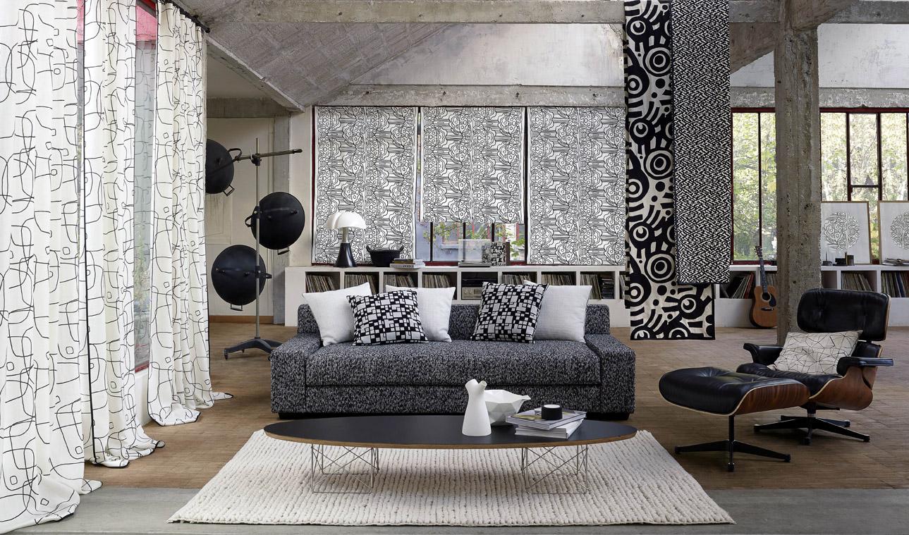 Boutique de tissus, voilage et rideaux à Toulouse - Maison de Bouquières