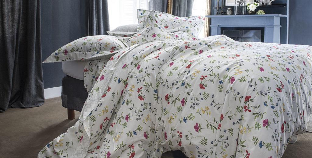 linge de lit toulouse maison de bouqui res. Black Bedroom Furniture Sets. Home Design Ideas