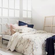 Nina Ricci - Fleurs d'Aurore - Linge de lit