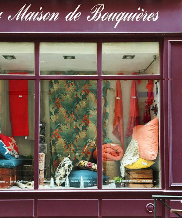 Maison de Bouquières - Tissus d'ameublement et décoration à Toulouse