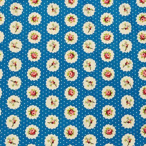 Suzette bleu