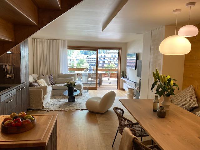 Appartement Chamoniard
