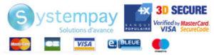 Systempay - 3D secure - Paiement securise de la Banque Populaire